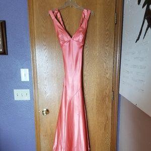Jump Evening Dress, Bridesmaid Dress